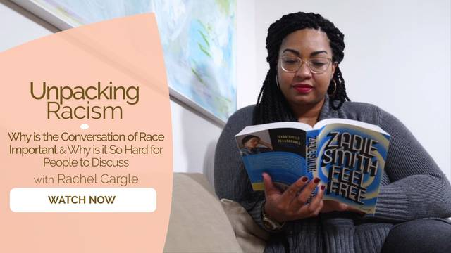 thumbnail image for Why is the Conversation of Race Important and Why is it So Hard for People to Discuss