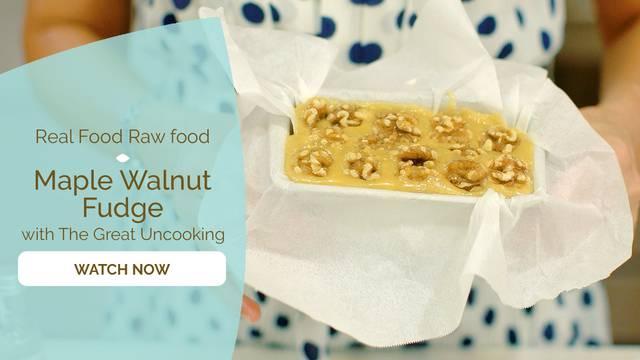 thumbnail image for Maple Walnut Fudge