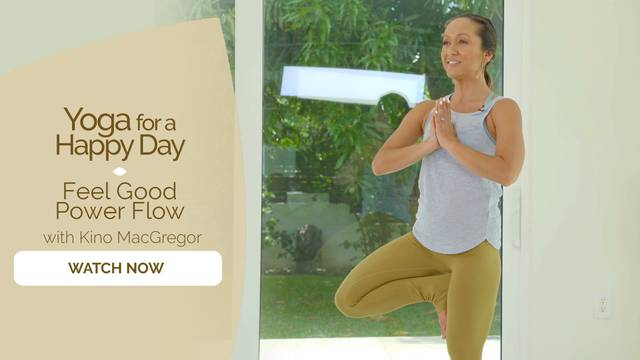 thumbnail image for Feel Good Power Flow