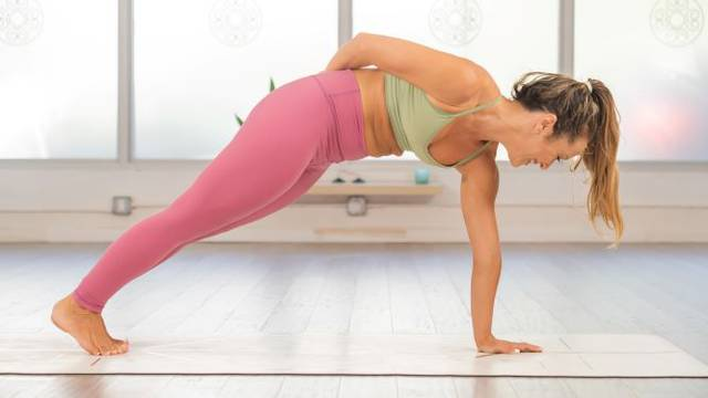 thumbnail image for Day 25 - One Arm Plank