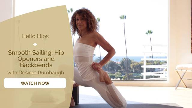 thumbnail image for Smooth Sailing: Hip Openers and Backbends
