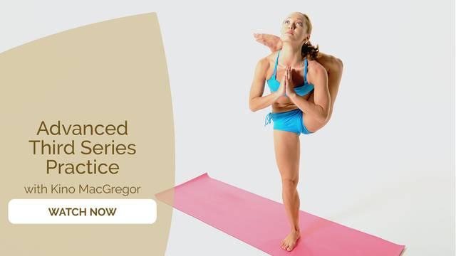 thumbnail image for Ashtanga Yoga Third Series: Practice