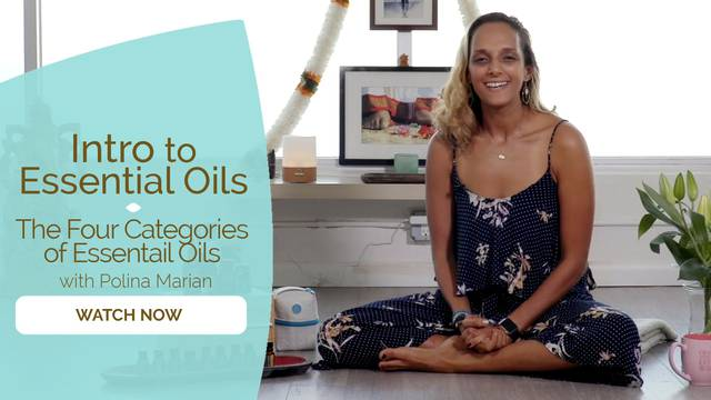 thumbnail image for The 4 Categories of Essential Oils