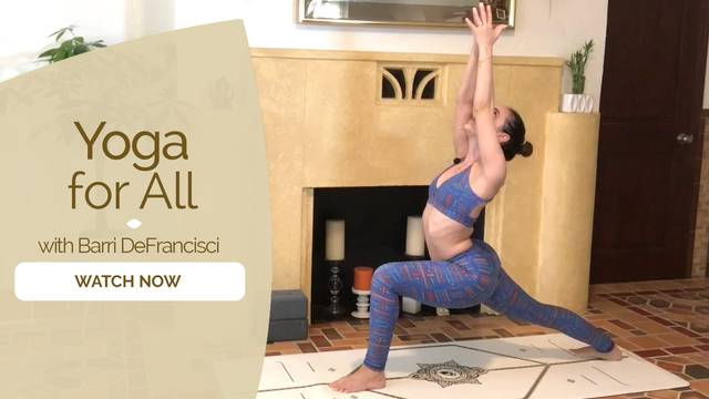 thumbnail image for Yoga for All