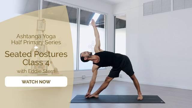 thumbnail image for Ashtanga Yoga Seated Asanas 1