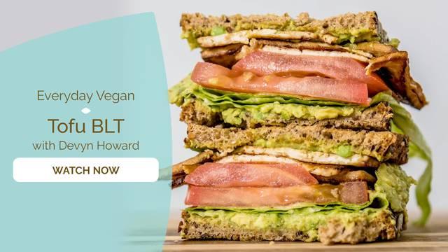 thumbnail image for Tofu BLT
