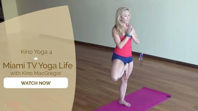 thumbnail image for Kino Yoga 4 - Miami TV Yoga Life