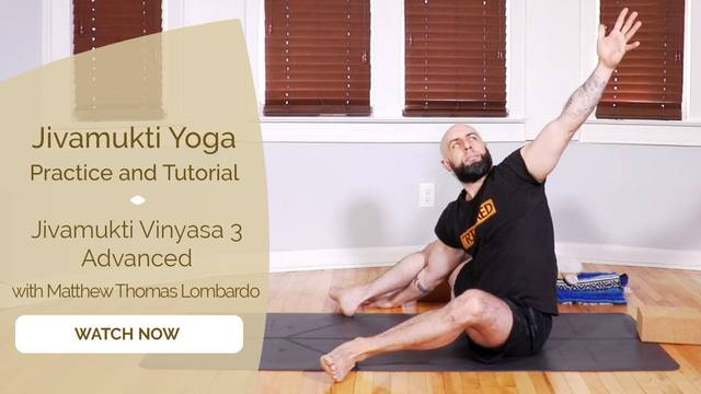 thumbnail image for Jivamukti Vinyasa #3 (Advanced)
