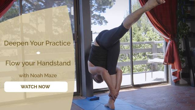 thumbnail image for Flow your Handstand