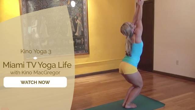 thumbnail image for Kino Yoga 3 - Miami TV Yoga Life