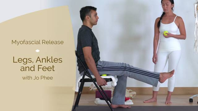 thumbnail image for Myofascial Release: Legs, Ankles and Feet