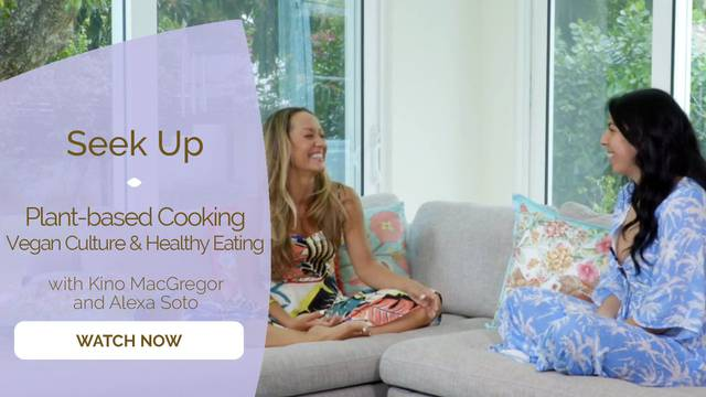 thumbnail image for Plant-based Cooking, Vegan Culture & Healthy Eating with Alexa Soto