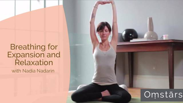 thumbnail image for Breathing for Expansion and Relaxation