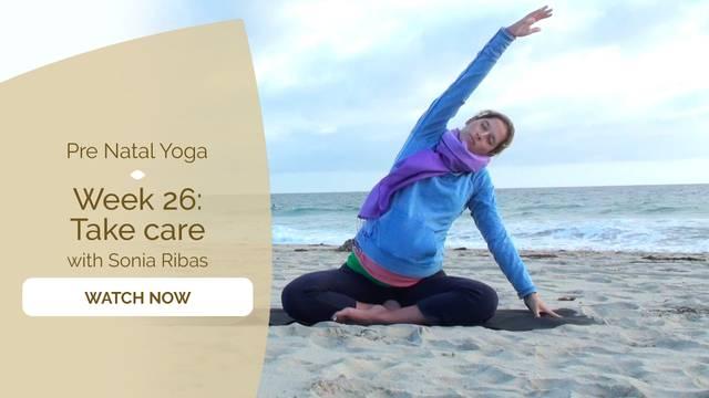 thumbnail image for Prenatal week 26: Take Care