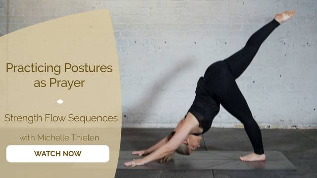 thumbnail image for Strength Flow Sequences