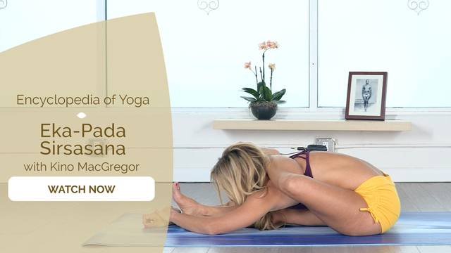 thumbnail image for Eka Pada Sirsasana -  Leg Behind the Head Pose