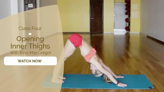 thumbnail image for Flexibility Splits & Straddles: Opening Inner Thighs