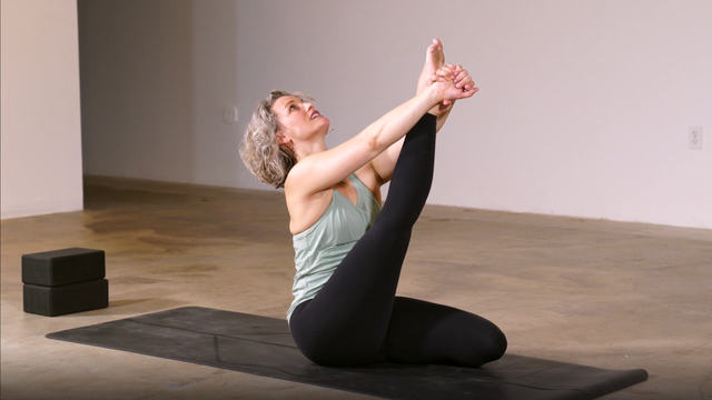 thumbnail image for Full Class: Focused on Hip Opening and Back-bending