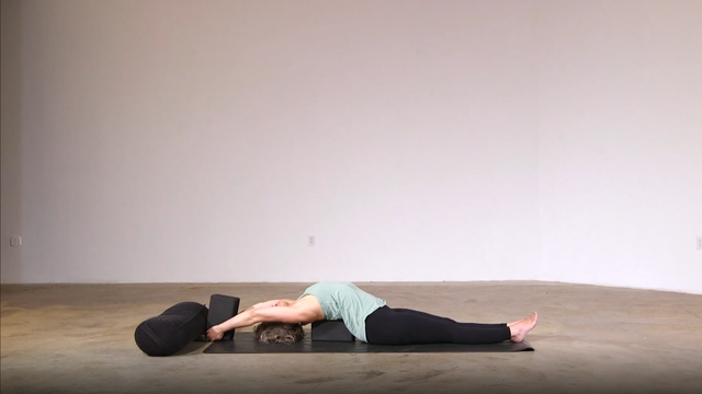 thumbnail image for Cool Down: Restorative Passive Stretching