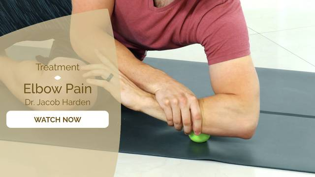 thumbnail image for Treatment: Elbow Pain