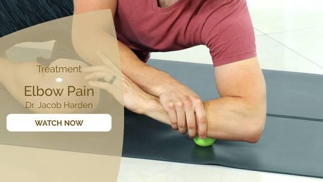 thumbnail image for Treatment: Elbow Pain