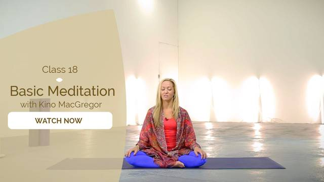 thumbnail image for Basic Meditation