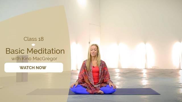 thumbnail image for Basic Meditation