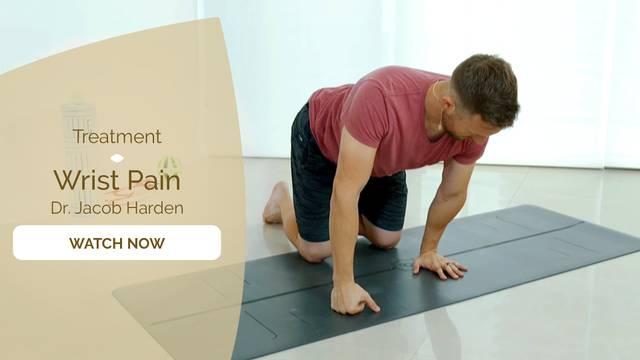 thumbnail image for Treatment: Wrist Pain