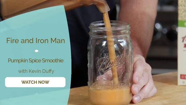 thumbnail image for Pumpkin Spice Smoothie
