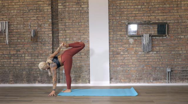 thumbnail image for Power Vinyasa Yoga Flow