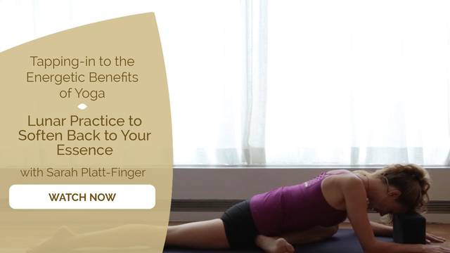 thumbnail image for Lunar Practice to Soften Back to Your Essence