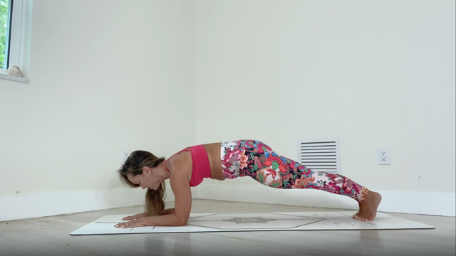 thumbnail image for Shoulders and Core for Forearm Balance, Pinchamayurasana