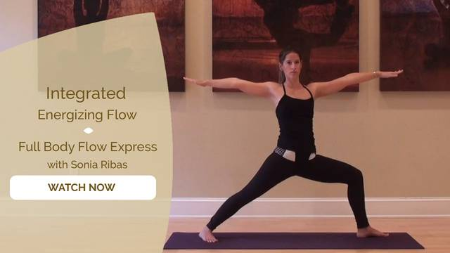 thumbnail image for Day 5 Flow: Full Body Flow Express with Sonia Ribas