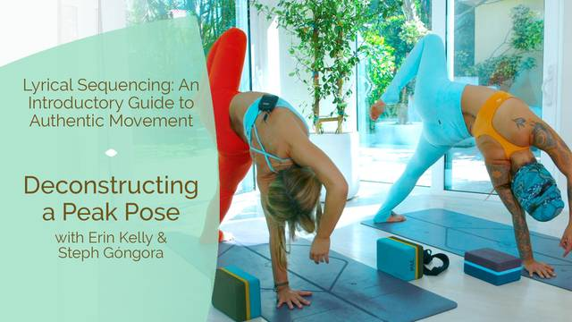 thumbnail image for Deconstructing a Peak Pose