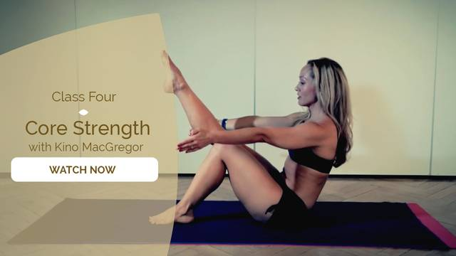 thumbnail image for Just Practice: Lift Up Into Core Strength