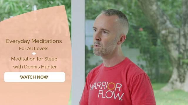 thumbnail image for Meditation for Sleep
