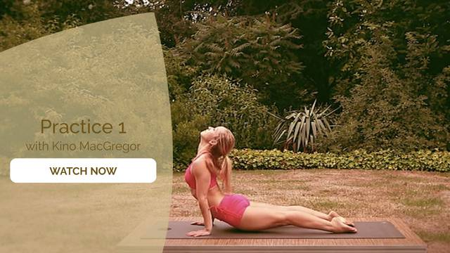 thumbnail image for Intro to Sun Salutations Practice with Kino