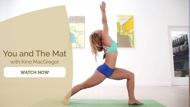 thumbnail image for Advance your Practice - You and the Mat
