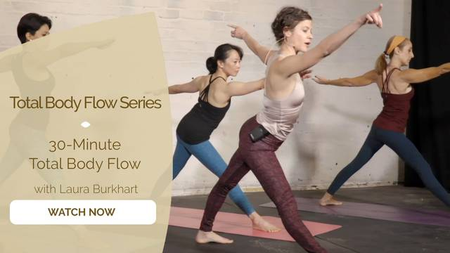 thumbnail image for 30 Minute Total Body Flow
