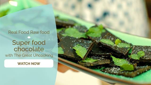 thumbnail image for Super Food Chocolate