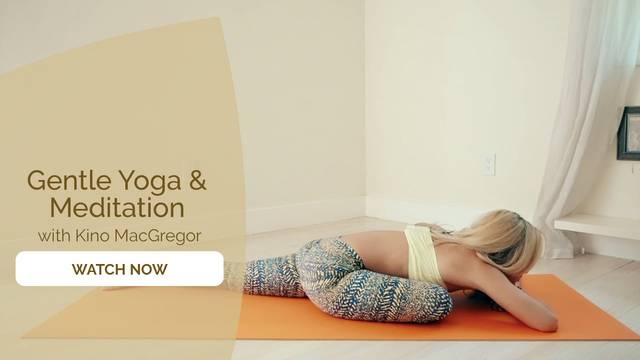 thumbnail image for Gentle Yoga & Meditation