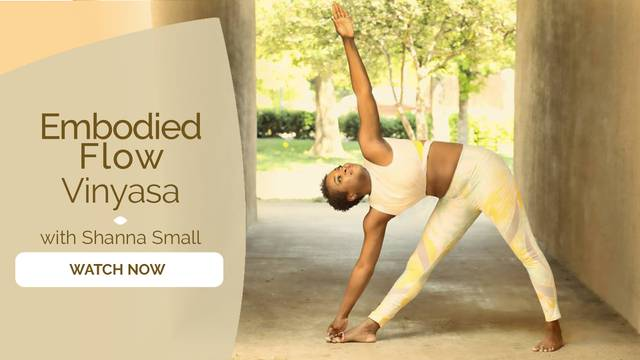 thumbnail image for Embodied Vinyasa Flow