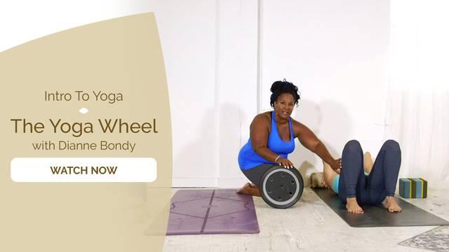 thumbnail image for The Yoga Wheel