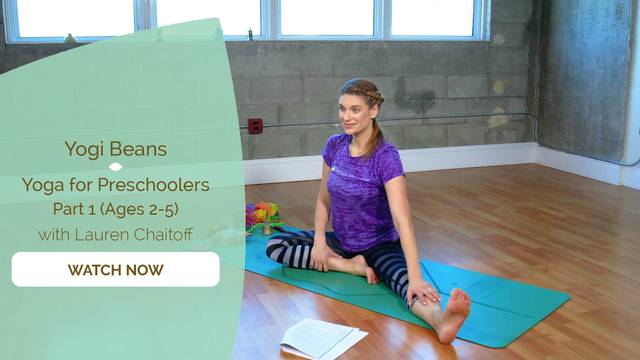 thumbnail image for Yoga for Preschoolers Part 1