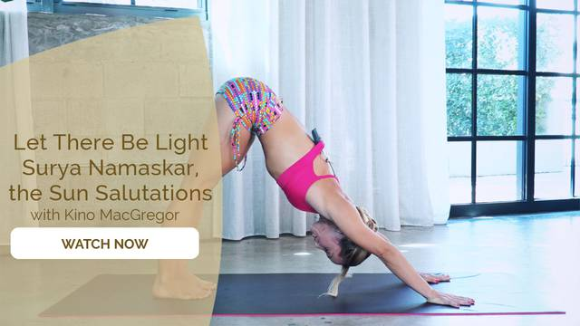 thumbnail image for Day 5 - Ashtanga Primary Series Episode 5 – Sun Salutations