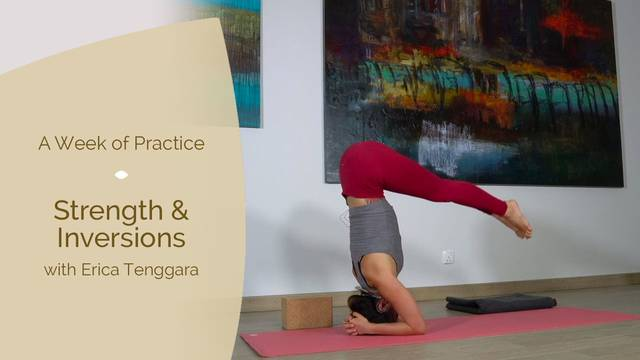 thumbnail image for Day 6: Strength & Inversions