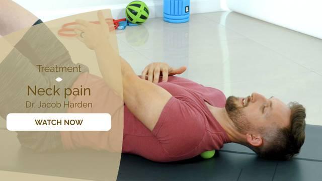thumbnail image for Treatment: Neck Pain
