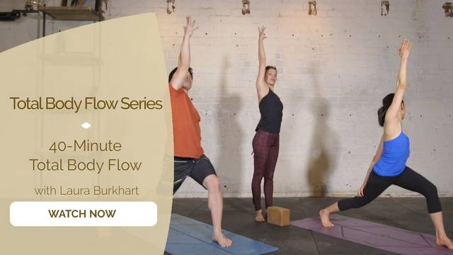 thumbnail image for 40 Minute Total Body Flow