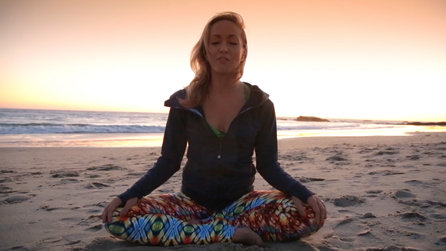 thumbnail image for Sunset Beach Meditation
