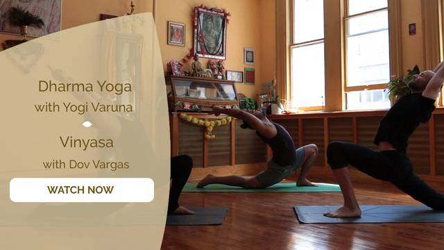 thumbnail image for Dharma Yoga Vinyasa
